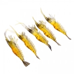 Soft Shrimp Fishing Lure 9cm 10 pcs