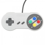 Retro USB Controller Super Nintendo for PC