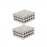 Magic Magnetic DIY Balls 216 pcs 3mm Silver