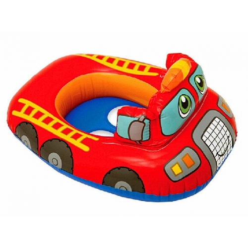 Inflatable Swimming Pool Floating Fire Truck