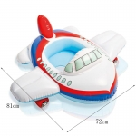 Inflatable Swimming Pool Floating Airplane