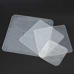 Silicone Saran Wrap 4 Sheets Stretch and Fresh