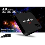 MXIII-G II Android TV Box 2GB RAM 32GB ROM CPU S912 Octa Core GPU Mali T820 MP3 750MHz